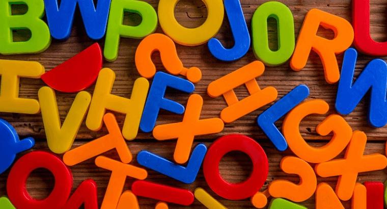 alphabet learning fun