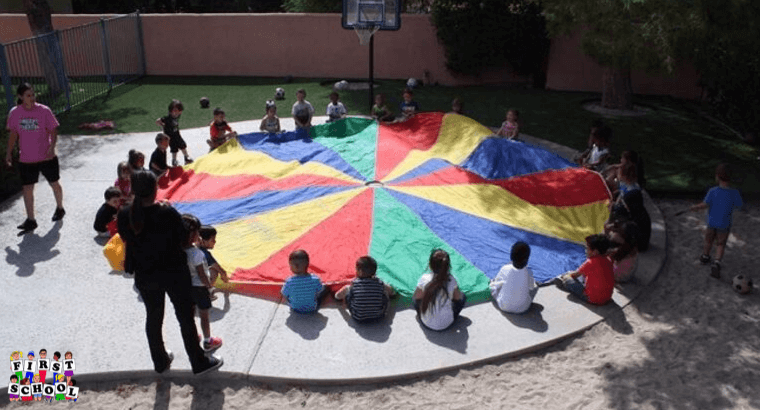 How to Promote Team Building in Preschoolers