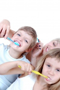 Safeguarding Preschooler's Teeth