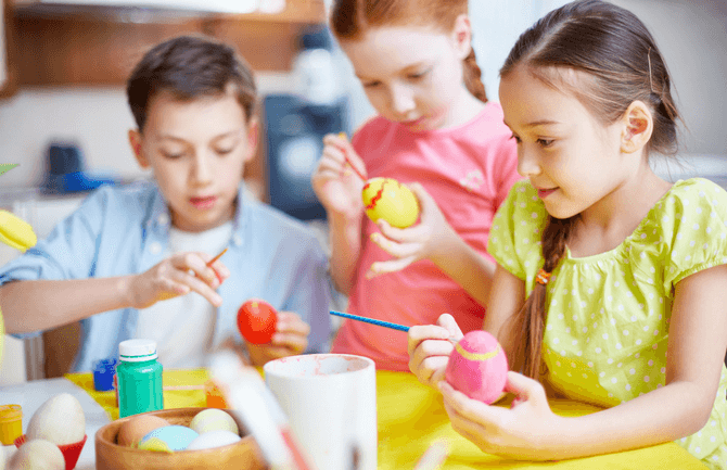 Exciting Easter Party Games for Children