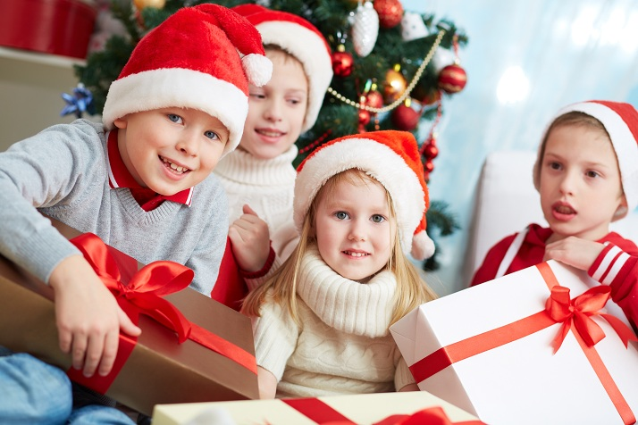 Christmas With Kids