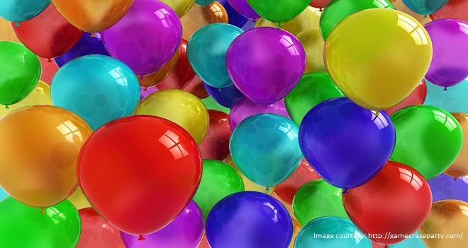 Balloon activity ideas