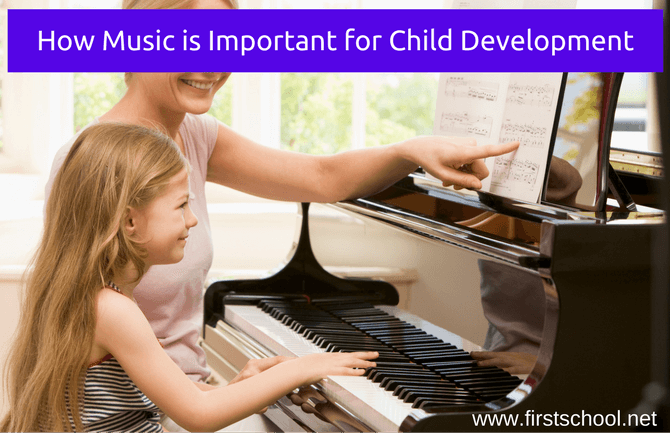Music is Important for Child Development